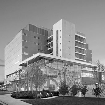 The City of Surrey is growing rapidly as is the Surrey Memorial Hospital with it's new critical care facility
